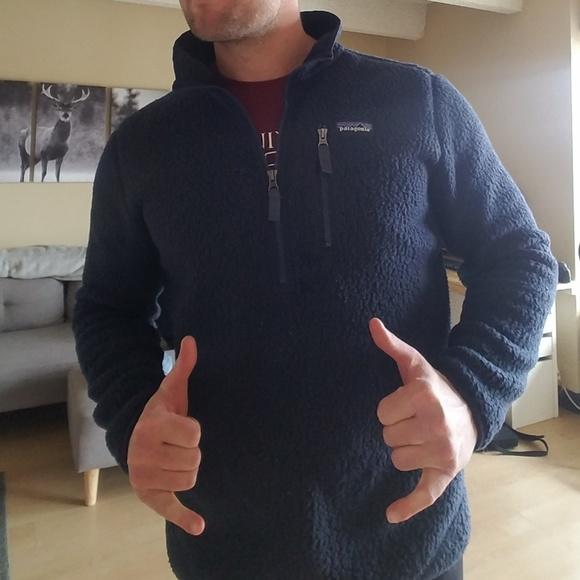 17b6292b Patagonia Sweaters | Mens Retro Pile Fleece Pullover | Poshmark